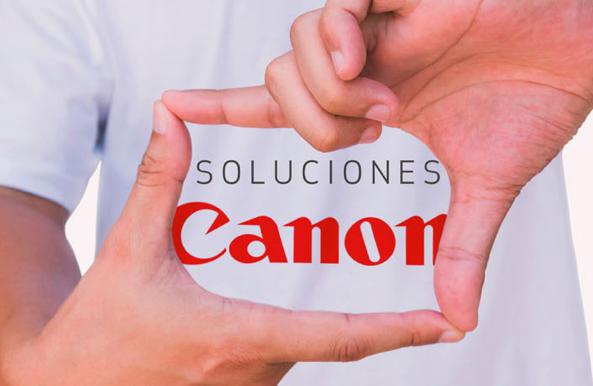 Soluciones Canon